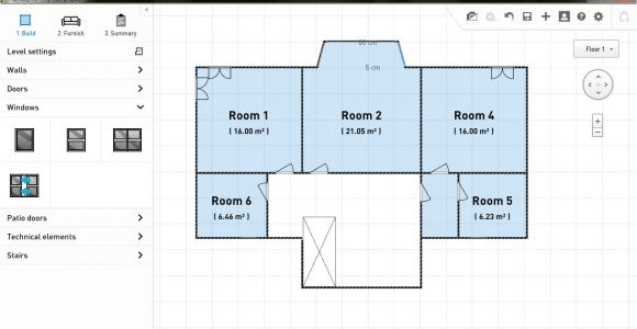 Free Home Plan Free Floor Plan software Homebyme Review