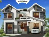 Free Home Plans India attractive Exterior 4bhk Kerala Villa Design Indian Home