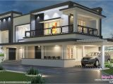 Free Home Plans India Free Floor Plan Of Modern House Kerala Home Design and