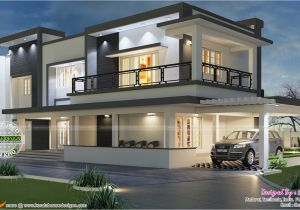 Free Home Plans Indian Style Free Floor Plan Of Modern House Kerala Home Design and