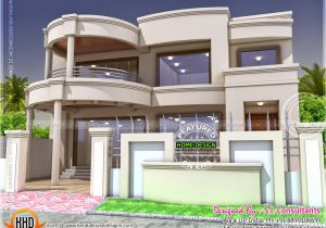 Free Home Plans Indian Style Stylish Indian Home Design and Free Floor Plan Kerala