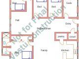 Free Indian Vastu Home Plans Fascinating House Plans with Vastu East Facing Gallery
