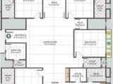 Free Indian Vastu Home Plans Happy Home Vastu Luxuria Floor Plan 4bhk 4t 3375 Sq Ft