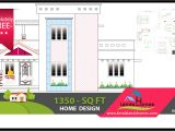 Free Kerala Home Plans 1370 Sq Ft Free Kerala Home Design Plans within Your