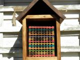 Free Mason Bee House Plans orchard Mason Bee House Plans Home Design and Style