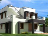 Free Modern Home Plan Modern House Design In 1700 Sq Feet Kerala Home Design