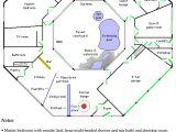 Free Octagon Home Plans Details About Octagon House Plans Home Vintage Blueprint