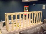 Free Plans to Build A Home Bar Man Cave Wood Pallet Bar Free Diy Plans Infarrantly