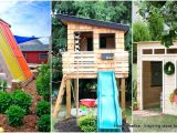 Free Play House Plans 43 Free Diy Playhouse Plans that Children Parents Alike