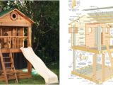 Free Play House Plans Amazing Kids Playhouse Plans Free Woodwork City Free