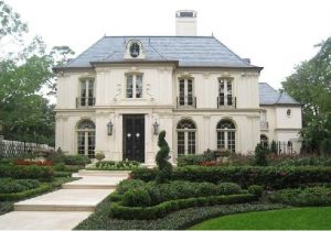 French Chateau Home Plans French Chateau French Home Exterior Robert Dame Designs