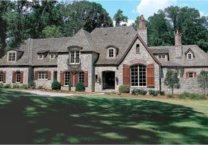 French Chateau Home Plans French Style House Plans House Style Design