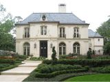 French Chateau Style Home Plans French Chateau French Home Exterior Robert Dame Designs