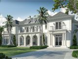 French Chateau Style Home Plans French Chateau House Plans Folat