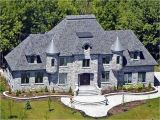 French Chateau Style Home Plans French Chateau House Plans Small House Plans French