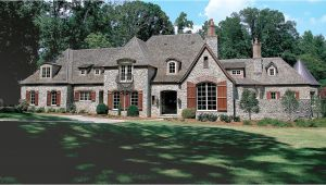 French Chateau Style Home Plans French Style House Plans House Style Design