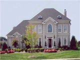 French Colonial Home Plans Georgian Style House French Colonial Homes House Plans