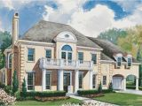French Colonial Home Plans House Plan 120 1954 4 Bedroom 4345 Sq Ft Colonial