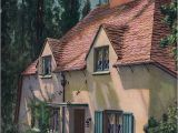 French Cottage Home Plans 1928 American Residential Architecture the Paris Plan