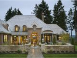 French Country Home Plan 20 Home Plans with A Great Indoor Outdoor Connection