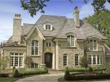 French Country Home Plan Authentic French Country House Plans Intended for French
