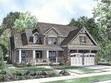French Country Home Plan Charming Home Plan 59789nd 1st Floor Master Suite