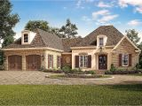 French Country Home Plan Exclusive Acadian French Country House Plan with Vaulted