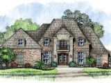 French Country House Plans with Front Porch Country French House Plans with Porches House Design Plans