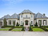 French Country Style Home Plans French Style House Plans Pastoral Elegance