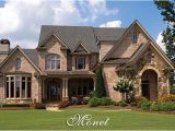French Country Style Home Plans Luxury French Country House Plan the Monet