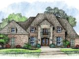 French Home Plans Country French House Plans