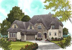 French Luxury Home Plan Custom Home Floor Plans Luxury Home Floor Plans European