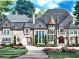 French Luxury Home Plan French Country Estate House Plans Dallasdesigngroup Home