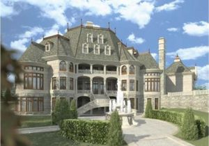French Luxury Home Plan Luxury Bedrooms Luxury French Chateau House Plans Chateau