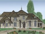 French Manor Home Plans Small Luxury Homes Starter House Plans