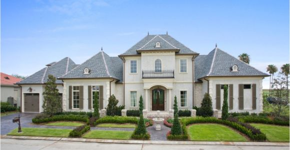 French Style Home Plans French Style House Plans Pastoral Elegance