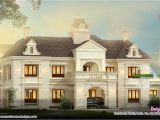 French Style Homes Plans French Style Home Architecture Kerala Home Design and