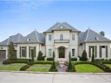 French Style Homes Plans French Style House Plans Pastoral Elegance