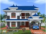 Front View Home Plans Beautiful Kerala Home Design 2222 Sq Ft Kerala Home