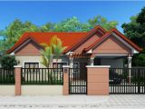 Front View Home Plans Small House Designs Series Shd 2014009 Pinoy Eplans