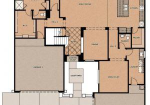 Fulton Homes Floor Plans San Carlos Peninsula at Queen Creek Station by Fulton Homes