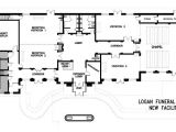 Funeral Home Floor Plan Layout Bardencommercial Floor Plans Misc Pinterest