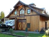 Gable Barn Homes Plans Barn Pros Olympic 48 Gable Barn Apartment with Boutique