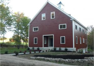 Gable Barn Homes Plans Barns Converted Into Homes with Amazing Gable Roof and