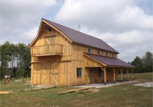 Gable Barn Homes Plans High Pitched Gable Barns are One Of the Oldest Barn Designs