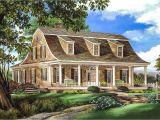 Gambrel Home Plans Gambrel House Plan with 2 Stairs 32629wp Architectural