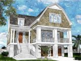 Gambrel Home Plans Gambrel Roofed Shingle Style House Plan 15039nc 1st