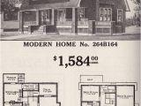 Gambrel Roof Home Plans Dutch Colonial Revival Sears Modern Home No 264b164