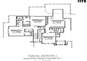 Garage Home Floor Plans House Floor Plan 2 Story 4 Bedroom Garage Modern House