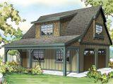 Garage Home Plans Craftsman House Plans 2 Car Garage W attic 20 087
